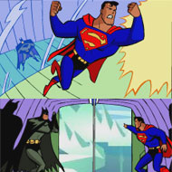 Batman and Superman Adventures