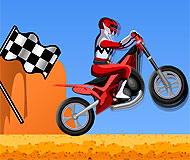 Power Rangers Motocross