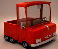 Red Truck Puzzle