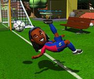 Ronaldinho Free Kick