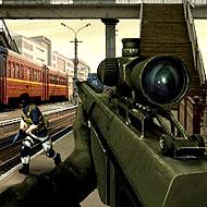 Trainyard Shootout