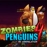 Zombies vs Penguins 4 Re-Annihilation