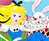 Alice in Wonderland Decoration