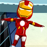 Iron Man Suit Test