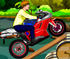 Justin Bieber Motociclistul