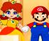 Mario Meets Peach