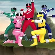 Power Rangers Winning