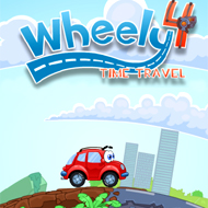 Wheely 4 Time Travel